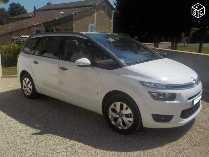 GRAND C4 PICASSO 7 places