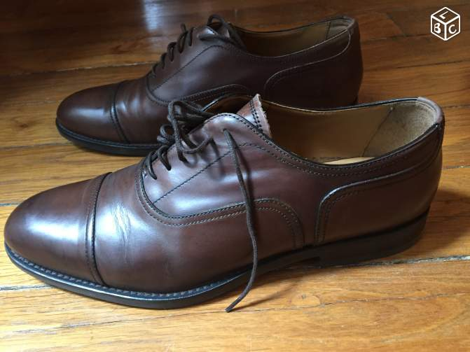 Chaussures GEOX Hampstead marron, taille 42