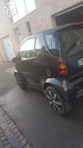 Smart fortwo passion negociable