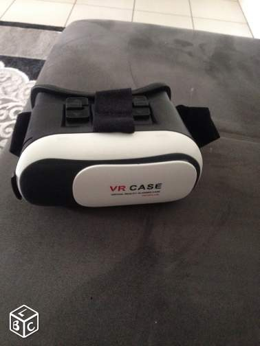 Lunette 3d virtuel case