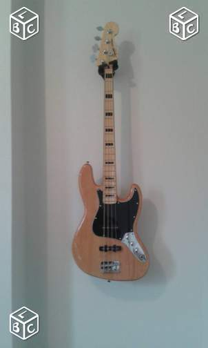 Squier Jazz bass vintage modified 70