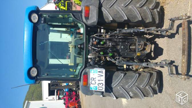 tracteur new holland t 4040 f