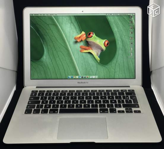 Apple Macbook Air - 4 GO RAM - 128 GO HDD - AZERTY
