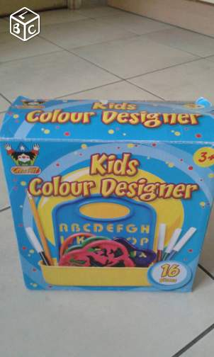 Kids Colour Designer