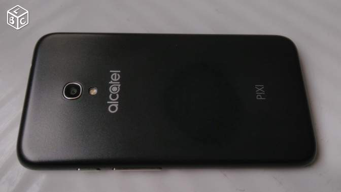 Telephone smartphone alcatel one touch pixi 4