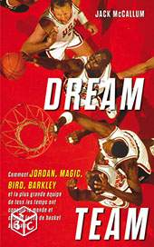 Livres jordan, phil jackson, dream team et nike