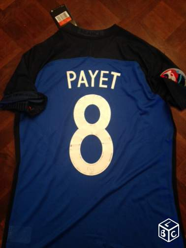 Maillot France euro 2016 player Payet