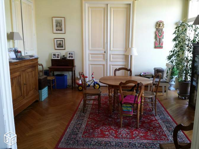Bel appartement Nancy F6