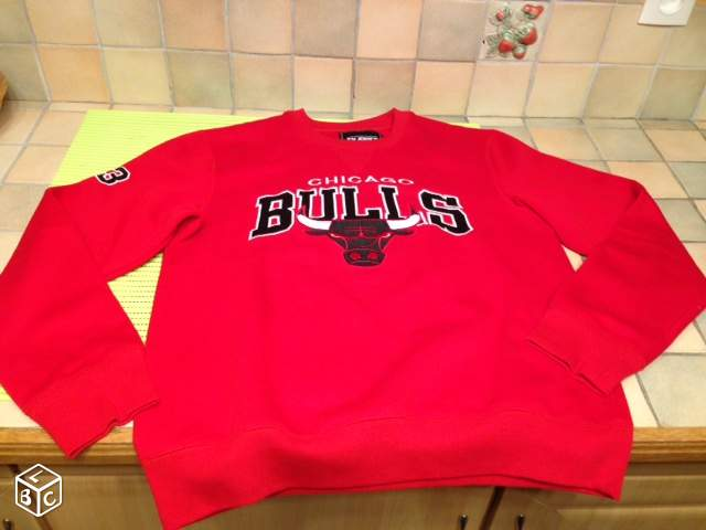 Pull Chicago Bulls Original Etat Parfait