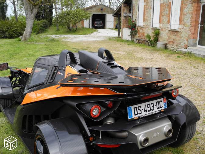 Spider KTM X Bow/Camping car