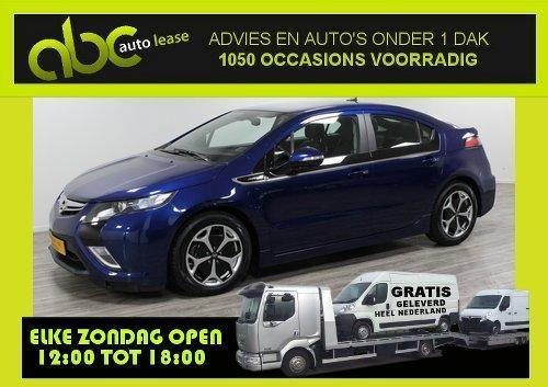 Opel ampera 1.4 aut plug-in range extender lease v.a 189 pm