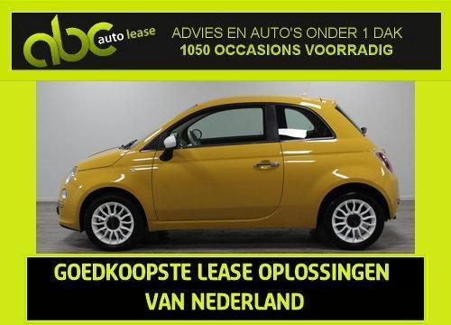 FIAT 500 1.2 Happy Birthday Edition 15X v.a € 89,- pm