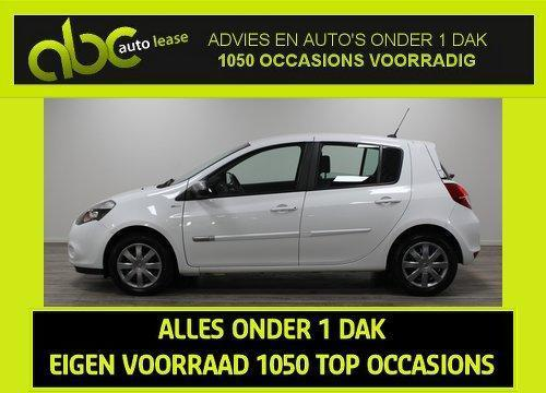 Renault Clio 1.5 DCI - 5DRS - Eco - Night & Day v.a € 99 pm