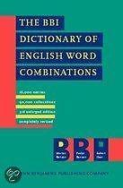 9781556195211 The BBI dictionary of English word combination