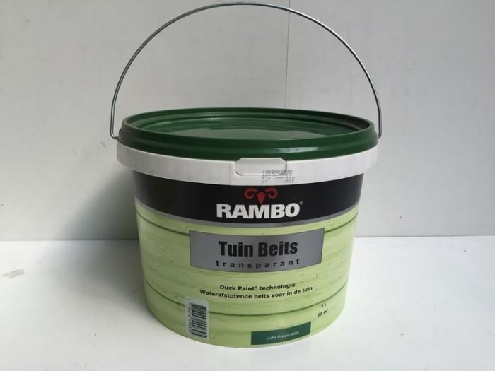 Rambo tuinbeits