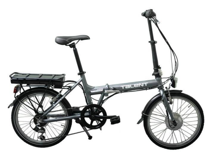 Elektrische vouwfiets Talent Speedy
