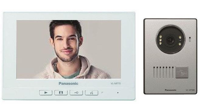 Video Intercom Systeem Panasonic VL-SF70FX