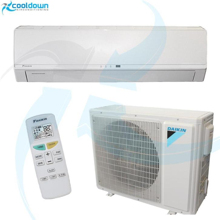 Daikin split unit koelen en verwarmen €595,00 incl. BTW !!