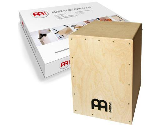 Cajon zelbouw kit ( Meinl) Make your own cajon