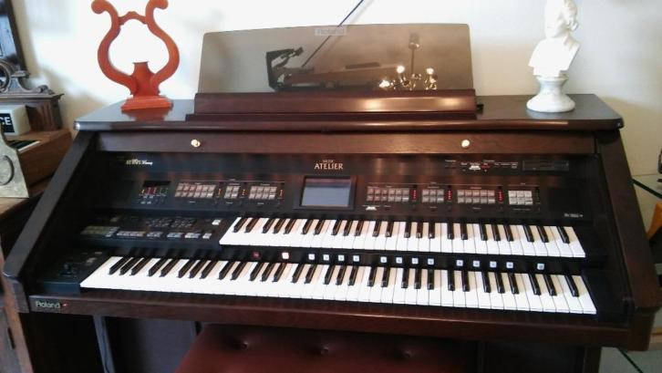 Roland Atelier AT-80 SL S-Luxery