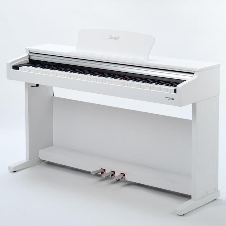 Digitale piano wit, witte piano
