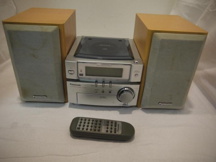 Panasonic SA-PM03 CD Stereo System