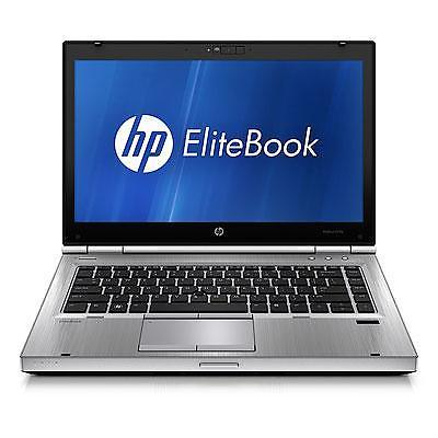 actie! HP ELITEBOOK 8470P I5-3360M/ 8GB/ 500GB/ DVDRW/W10