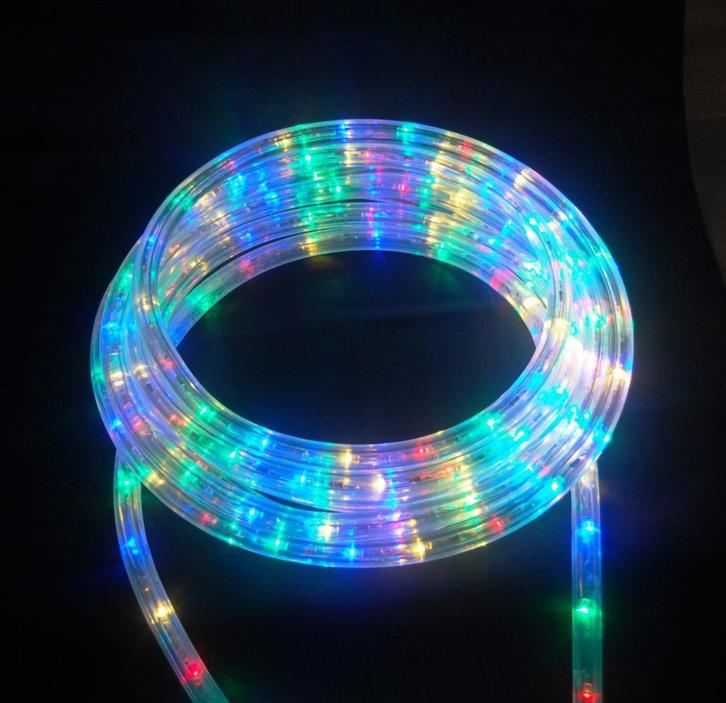 LED Lichtslang 2 meter kleur MULTI COLOR