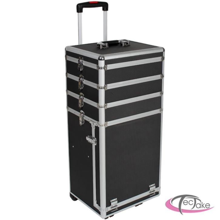 Multifunctionele Cosmetica Make Up Trolley 400722