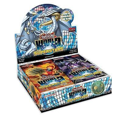 Yu-Gi-Oh! World Superstars - Booster Box