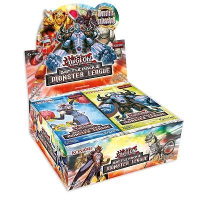 Yu-Gi-Oh! Battle Pack 3 Monster League - Booster Box