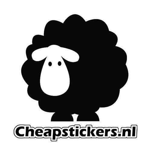 Auto tuning stickers vind je snel op CHEAPSTICKERS.NL