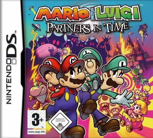 Mario vs luigi partners in time