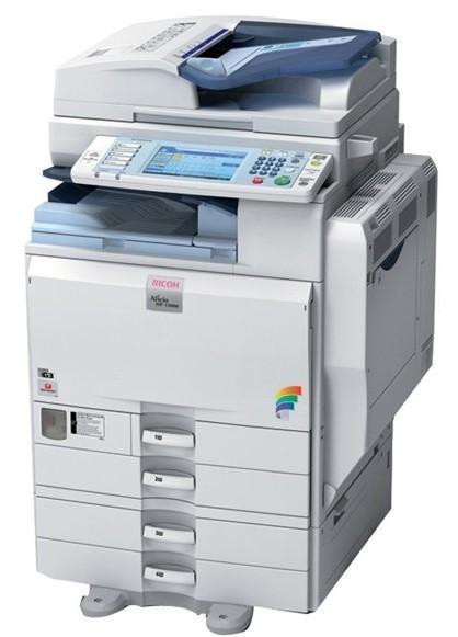 Ricoh MPC 3001 kleur multifunctional printer kopieermachine