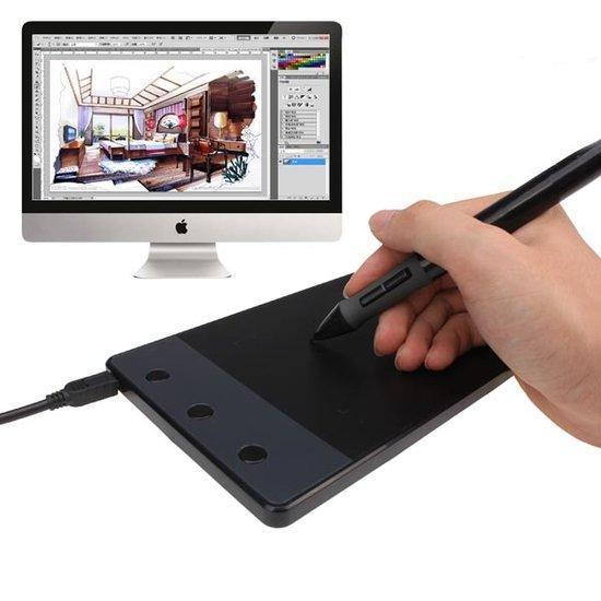 Huion H420 Signature Tablet Graphics Drawing Tablet