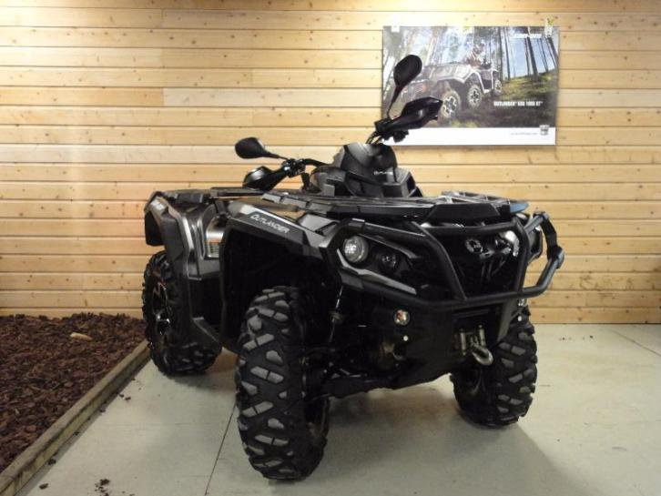 Can-Am Outlander 650 / 1000 / 1000R - Quad / ATV - QFF