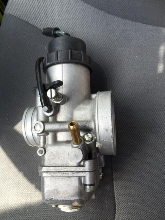 Rotax max senior carburateur