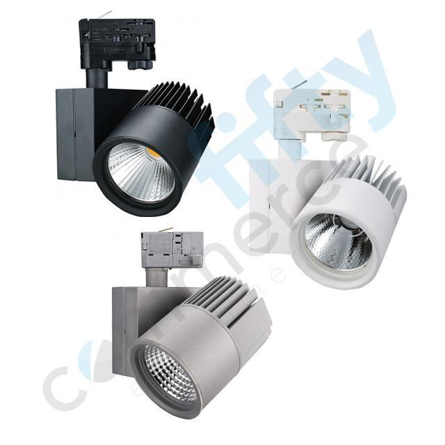 Led winkelverlichting - led panelen, led railspots etc.