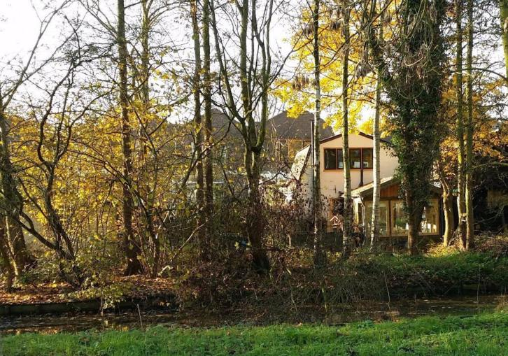 Bed & Breakfast Op de grens van Stad en Land, Oase van rust