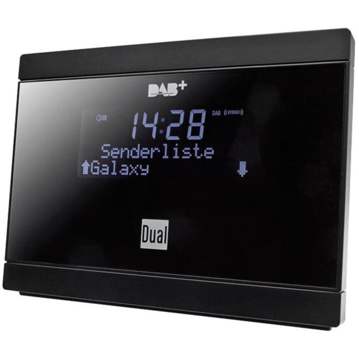 Dual DAB 2 A DAB+ digitale radio adapter