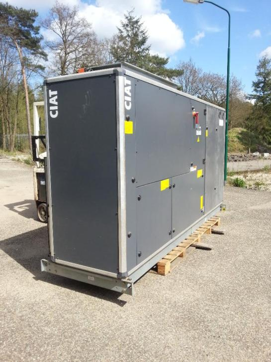 Koelmachine chiller airco CIAT LJAH 400Z Koud water machine