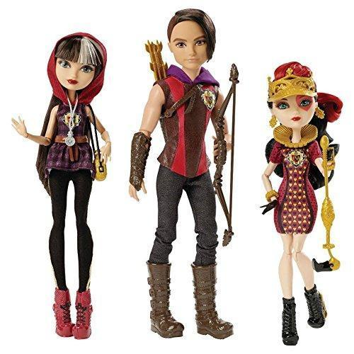 Monster High EVER AFTER HIGH NIEUWE POPPEN