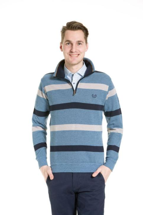 Meantime sweater, blauw