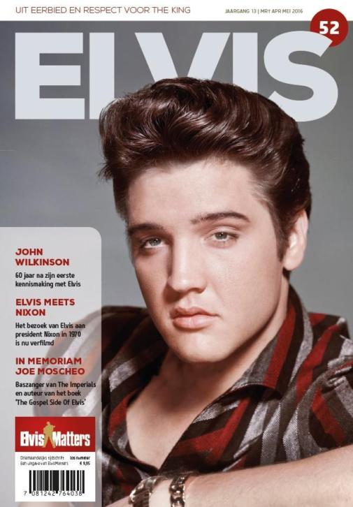 ELVIS, alles over Elvis Presley