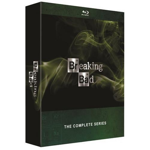 Breaking bad - The complete collection (Blu-ray) voor €