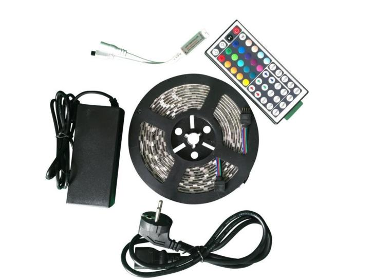 Led strip RBG High Power IP20 | 2,5 tot 10 meter