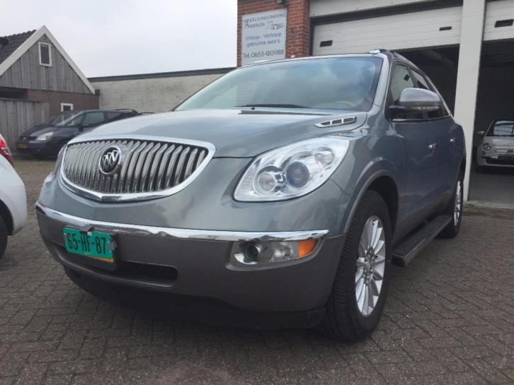 Buick Enclave 2008 Blauw