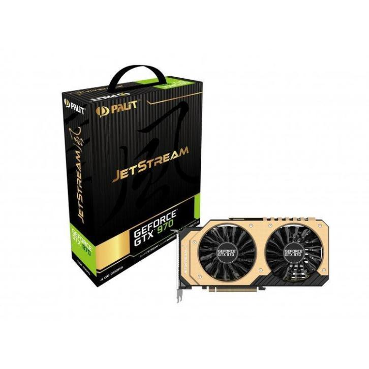 Palit GeForce GTX 970, 4GB, JetStream