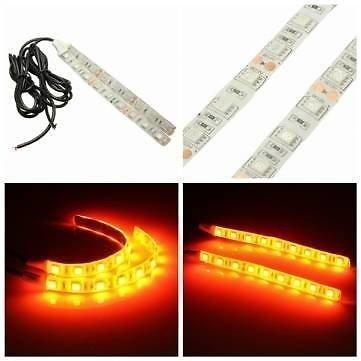 Universele LED richtingaanwijzer strip