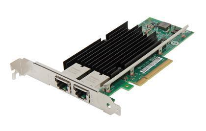 Intel X540-T2 Dual Port: RJ45 10Gbit PCI-e x8 Adapt
